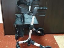 Rolator cadru cu roti batrani handicap dizabilitati
