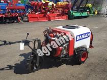Motoatomizor nou Baisain 200L motor diesel autopropulsata
