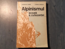Alpinismul scoala a cutezantei de Gheorghe Suman