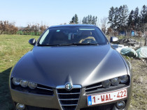 Mașina Alfa Romea 159,Diesel