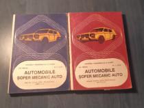 Automobile sofer mecanic auto 2 volume manual 4 ani Fratila