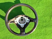Volan 3 spite piele VW Bora,Golf 4, Passat model 1998-2005