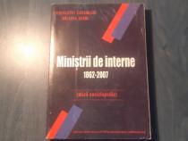 Ministrii de interne 1862-2007 C. tin Gheorghe