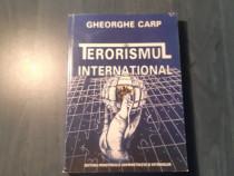 Terorismul international de Gheorghe Carp