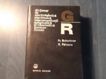 Dictionar de electrotehnica electronica german - roman
