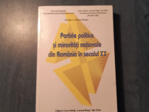 Partide politice si minoritati nationale din Romabia sec. 20