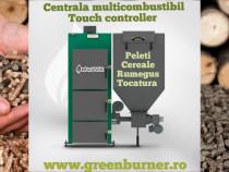 Centrala peleti/agropeleti/rumegus/tocatura/cereale Ekowit