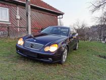 Mercedes C180 coupe 2002