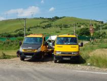 Tractari auto onesti 24/24 cu garantie de transport!