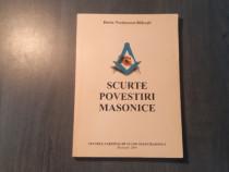 Scurte povestiri masonice Horia Nestorescu Balcesti