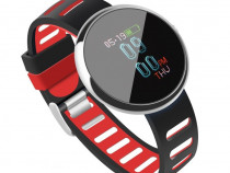 Fitness tracker, ceas smart, color, bluetooth iOS Android