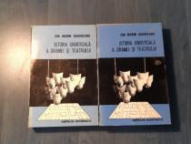 Istoria universala a dramei si teatrului Ion M. Sadoveanu