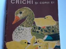 Carte pentru copii crichi si copiii ei