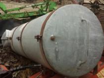 Cisterna/ butoi zincat, adapare pasune, musteala ect, 600 l