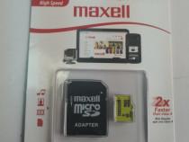 Card de memorie microSDHC Maxell 32 GB sigilat