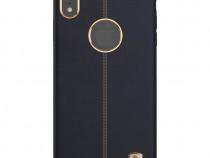 Husa piele premium APPLE iPhone SE 2020 7 8 Plus XS Max XR
