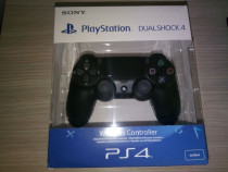 Controller PS4 V2 Sony original,negru,sigilat (PlayStation4)