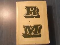 Dictionar Roman Maghiar de Bela Kelemen1980