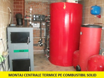 Instalez centrale pe combustibil solid