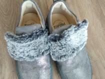 Pantofi adidasi piele Primigi 28, 18cm 6 ani