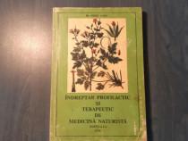 Indreptar profilactic si terapeutic de medicina naturista