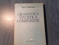 Gramatica stilistica compozitie de Ion Coteanu