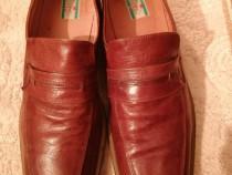 Pantofi din piele naturala ESCO, nr.44