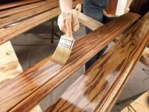 Pregatire lemn- slefuire, lacuire lemn