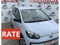 Volkswagen Up VW Up 2013-BlueMotion-Posibilitate RATE-