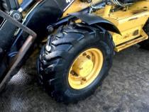 Buldoexcavator Cat 428 cu plata in rate