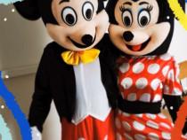 Mascote Mickey si Minnie Vaslui / Barlad