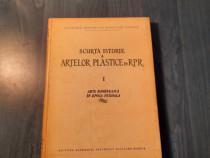 Arta romaneasca in epoca feudala artele platice RPR