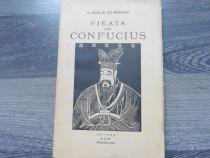 Carte veche viata lui confucius soulie de morant