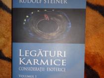 Legaturi karmice consideratii esoterice vol.1 Rudolf Steiner
