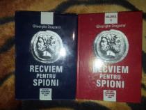 Recviem pentru spioni 2 volume - Gheorghe Dragomir