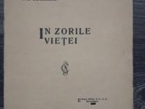 Carte veche ovid densusianu in zorile vietii poezii 1925