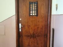 Usa intrare veche lemn masiv