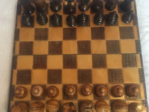 Șah vechi de colecție