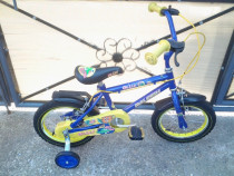 "Ollie by Raleigh - bicicleta copii 14"" (4-7 ani)"