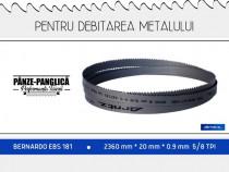 Fierastrau panglica metal 2360x20x0.9x5/8 Bernardo EBS 181