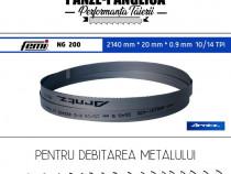 Fierastrau banda metal 2140x20x0.9x10/14 Femi NG 200 bimetal