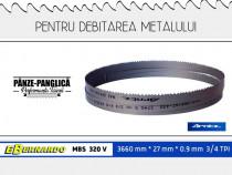 Fierastrau panglica metal 3660x27x0.9x3/4 Bernardo MBS 320 V