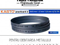 Fierastrau banda metal 2825x27x0.9x8/12 Kasto practical E 2