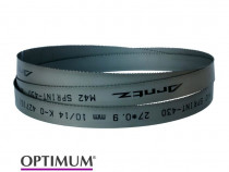Fierastrau banda metal 2480x27x0.9x10/14 Optimum Opti S 275