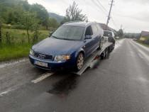 Tractări auto drum național E70 Lugoj Herculane