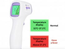 Termometru infrarosu preț excelent, contactless, 2 in 1