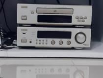 Amplificator si cd player denon