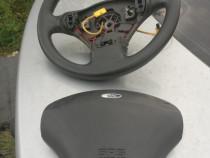 Volan airbag pachet ford fiesta 1996-2002 euro 4 /pret bun