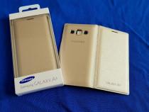 Husa Originala Noua Flip wallet pt Samsung galaxy A3 2015