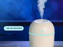 Umidificator aromaterapia cu lumina ambientala
